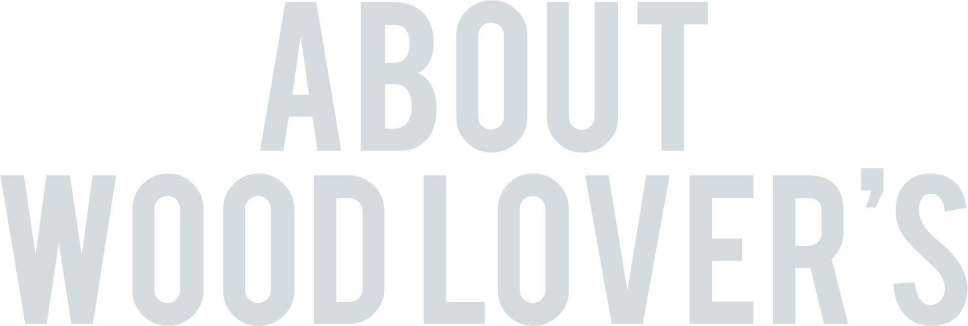aboutwoodlovers